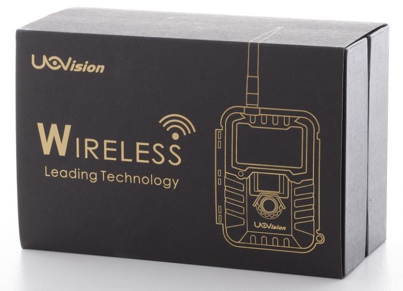 Fotopast UOVision UM 595 2G + 32GB SD karta, SIM karta, 12ks baterií a doprava ZDARMA!
