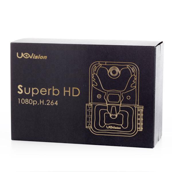 Fotopast UOVision UV 785 HD + 16GB SD karta, baterie a doprava ZDARMA!