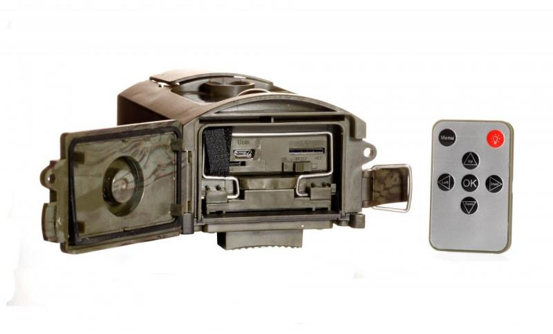 Fotopast Predator 550 A + 16GB SD karta, 8ks baterií a doprava ZDARMA!