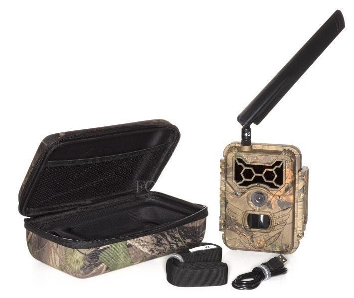Fotopast WildGuarder Watcher01-4G LTE širokoúhlá + 32GB SD karta, SIM karta, 12 ks baterií a doprava ZDARMA!