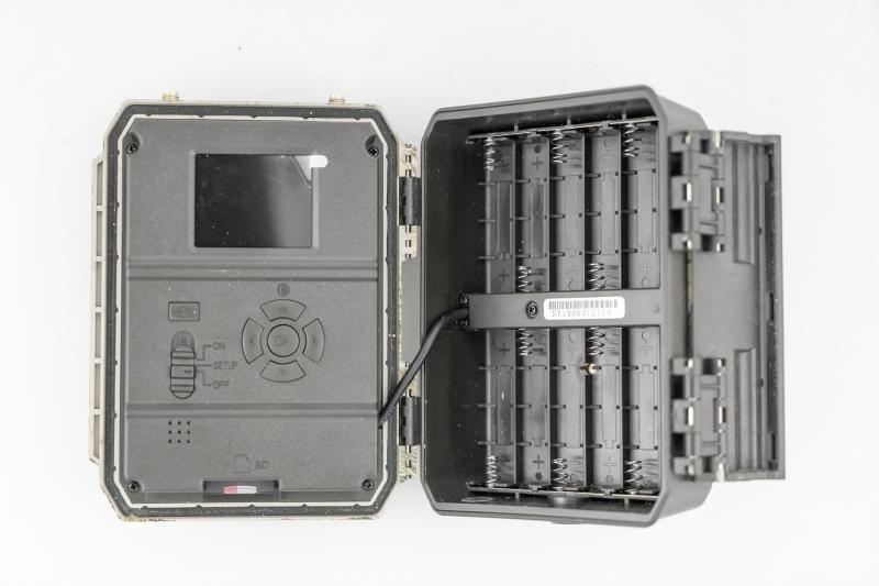 Fotopast OXE Panther 4G a solární panel + 32GB SD karta, SIM, 12ks baterií a doprava ZDARMA!