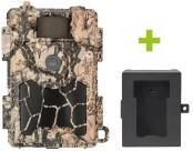 Fotopast OXE Spider 4G a kovový box + 32GB SD karta, SIM, stativ, 8ks baterií a doprava ZDARMA!