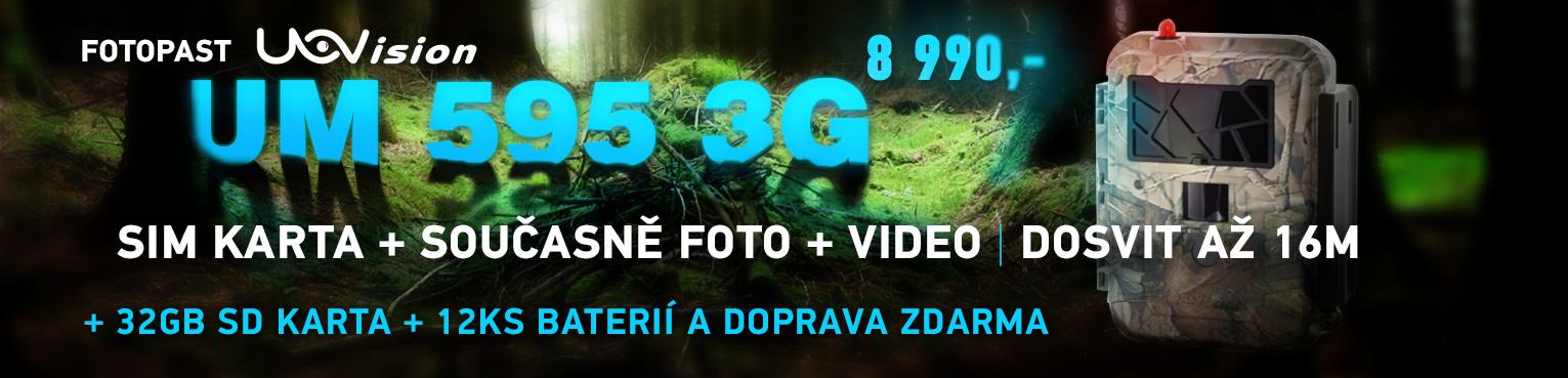 Fotopast UOVision UM 595 3G
